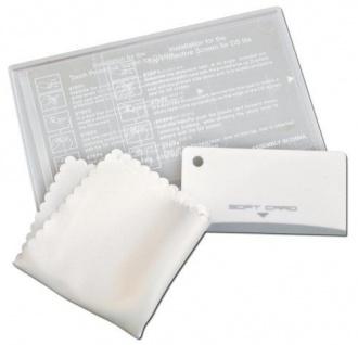 Brooklyn Schutz-Folie + Reinigungs-Tuch Folie für Nintendo DS Lite NDSL Display