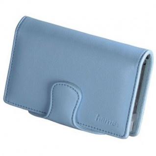 Hama Leder-Tasche Case Hülle Etui Bag Blau für Nintendo DSi NDSi DS Lite Konsole