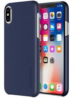 Incipio NGP Cover Blau Hard-Case Schutz-Hülle Tasche für Apple iPhone X Xs 10