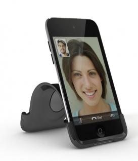 XtremeMac Snap Stand Cover Schutz-Hülle Tasche Ständer für Apple iPhone 4S 4