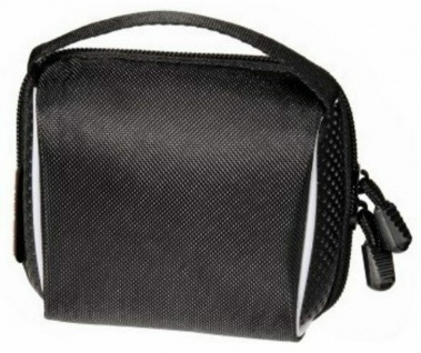 Hama Navi Bag für Becker Traffic Assist Pro schwarz Tasche Handschlaufe