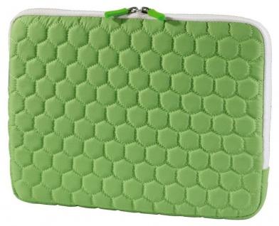 """Hama Notebook-Tasche Cover Grün für Apple Macbook Air 11, 6"""" 11"""" Hülle Case Bag"""