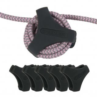 Speedlink MODO 5x Kabel-Organizer Gr M Kabel-Binder Kabel-Trommel Kabel-Clips