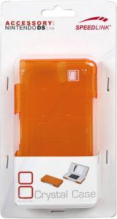 Speedlink Crystal Hard-Case Box Tasche Hülle für Nintendo DS Lite NDSL Konsole