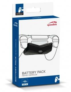 Speedlink Power Akku Zusatz-Akku Battery-Pack für Sony PS4 Controller Game-Pad