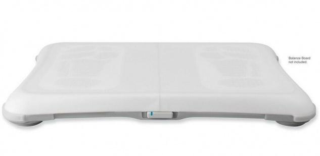 Speedlink Silikon Skin Schutz-Hülle Cover Bag für Nintendo Wii Fit Balance Board