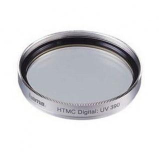 Hama UV-Filter Speer Schutz-Filter 30mm HTMC-vergütet UV-390 Kamera Camcorder ..