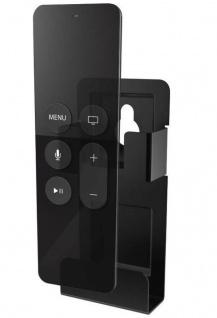 Hama Fernbedienung-Halterung Halter Mount Kit für Apple TV TV4 TV5 HD 4K 4 5
