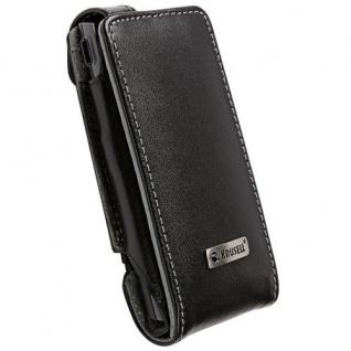 Krusell Flip Handytasche für Sony Ericsson Xperia Ray Schutzhülle Klapptasche