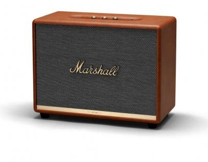 Marshall Woburn II 2 Brown Bluetooth Lautsprecher Speaker Retro Boxen Aktiv Box
