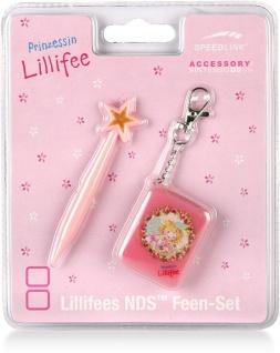 Speedlink Prinzessin Lillifee Feen-Set für Nintendo 3DS DSi DS Lite DS Konsole