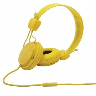 WeSC Conga Matte On-Ear Kopfhörer Mikrofon 3, 5mm Klinke Headset Handy MP3 Hifi