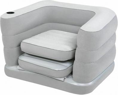Bestway Multi Max II Air Couch Luftsessel Luftbett Comfort Sessel aufblas Bett