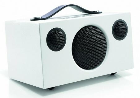 Audio Pro Addon T3 White Bluetooth Drahtloser Lautsprecher Box Boxen BT Speaker