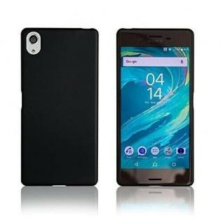 Spada Ultra Slim Soft Cover TPU Case Schale Schutz-Hülle für Sony Xperia X