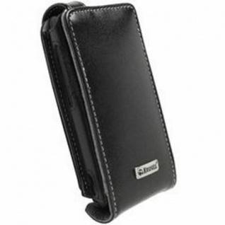 Krusell Flip Case Handy-Tasche für HTC 7 Trophy T8686 Etui Flap Bag Schutz-Hülle