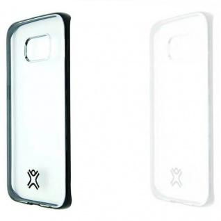 XtremeMac Slim Cover Klar Schutz-Hülle Case Schale für Samsung Galaxy S6 Edge