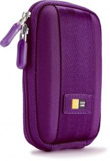 Case Logic EVA Compact Kamera-Tasche Schutz-Hülle Hard-Case Cover Foto Etui Bag