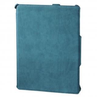 Hama Tasche San Vicente petrol Smart Case für iPad 2/3/4 Etui Cover Schutz-Hülle