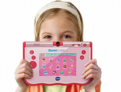 """Vtech Storio Max 5"""" inkl. Tasche Interaktives Lern-Tablet 8GB Pink Spiel-Konsole - Vorschau 3"""