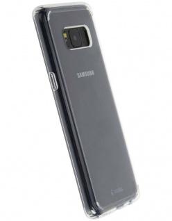 Krusell Cover Hard-Case Schale Hülle Tasche Bumper für Samsung Galaxy S8+ Plus