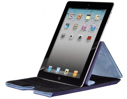 Hama PU Klapp-Tasche Cover Hülle Smart Ständer für Apple iPad AIR 1 2 iPad 2 3 4