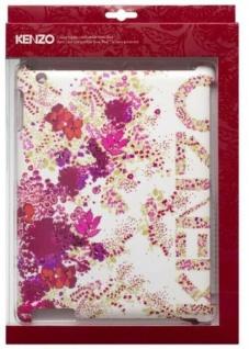 Kenzo Cover Chiara Schutz-Hülle Smart Tasche Etui für Apple iPad 2 3 4 2G 3G 4G