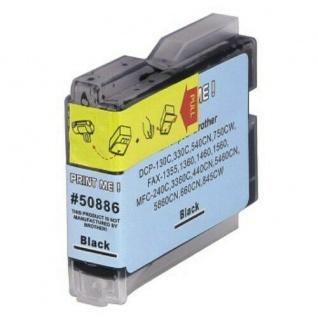 Hama Drucker-Patrone Tinte für Brother DPC-130C 135C 150C MFC-235C 240C 440CN