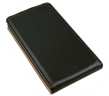 Patona Flip Case Klapp-Tasche Hülle Cover für Alcatel One-Touch Idol 1 OT-6030