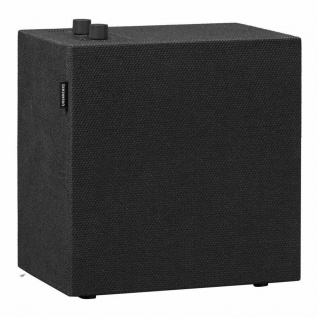Urbanears Stammen Multi-Room WIFI Lautsprecher Black WLAN Bluetooth Speaker Box