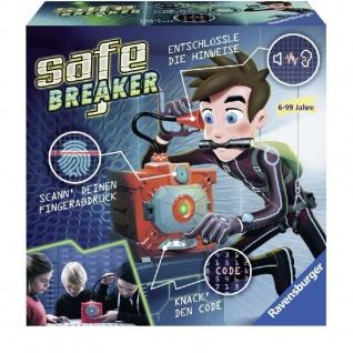 Ravensburger 22330 Safe Breaker Agent Kinder & Familien Spiel Gesellschaftsspiel