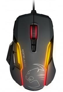 Roccat Kone AIMO RGBA Smart Customization Optical USB Gaming Mouse Maus LED RGB