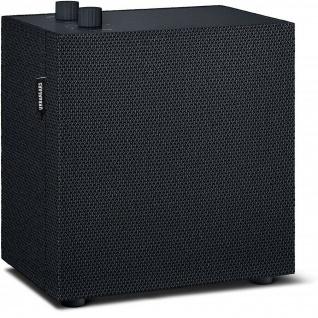 Urbanears Lotsen Multi-Room WIFI Lautsprecher Black WLAN Bluetooth Speaker Boxen