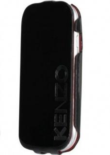 Kenzo Flip-Cover Klapp-Tasche Schutz-Hülle Case für Samsung Galaxy S3 Mini SIII