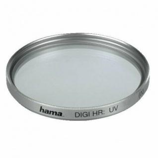Hama UV-Filter 28mm Digital High Resolution vergütet Kamera Foto DSLR Camcorder