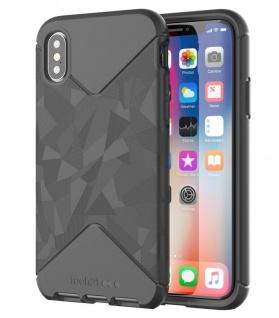 Tech21 Hard-Cover 3m Sturz Hülle Rugged Case Bumper Tasche für Apple iPhone X XS