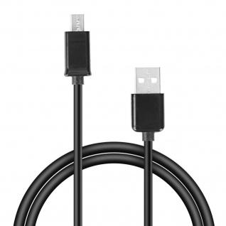 SPEEDLINK Micro-USB Kabel 0, 9m Basic 480Mbit/s Datenkabel für Handy PC Notebook