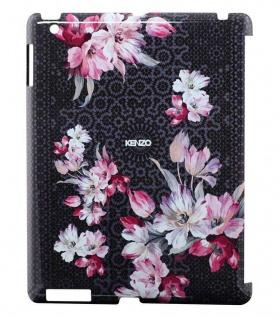 Kenzo Cover Nadir Schutz-Hülle Smart Tasche Etui für Apple iPad 2 3 4 2G 3G 4G