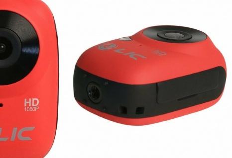 Liquid Image EGO 727 WiFi Action-Cam Sport Kamera Full HD 1080p Helmkamera Video - Vorschau 3