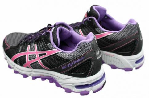 Asics Gel Fuji Trabuco T2B8N Laufschuhe EUR 40 UK 6, 5 Schuhe Running Jogging - Vorschau 4