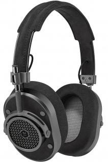 Master & Dynamic MH40 Alcantara Over-Ear Headset Kopfhörer Earphone 3, 5mm Klinke
