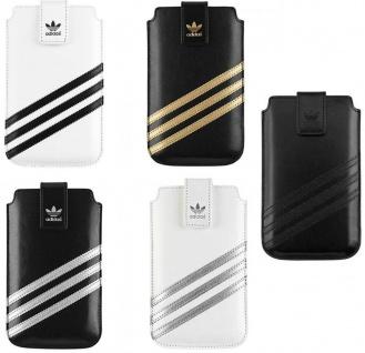 Adidas Sleeve Handy-Tasche Etui Schutz-Hülle Case Cover für Apple iPhone 8 7 6s