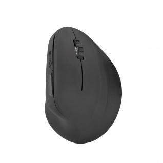 Speedlink PIAVO Kabellose Vertikale Maus 5 Tasten dpi-Schalter Optisch 1600dpi