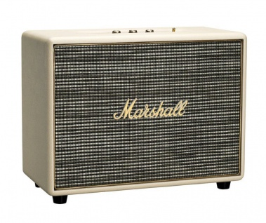 Marshall Woburn Cream Bluetooth Lautsprecher BT Speaker Retro Boxen Aktiv Box