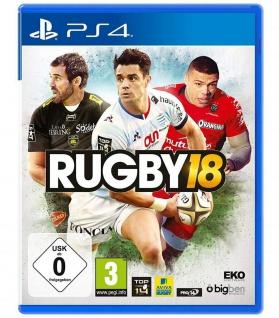 Bigben EKO Software Rugby 18 2018 Game Sport-Spiel für Sony Playstation 4 PS4