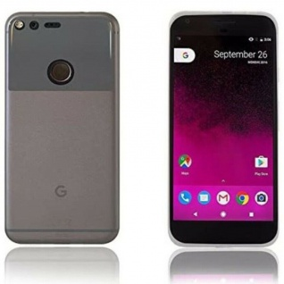 Spada Ultra Slim Soft Cover TPU Case Schutz-Hülle Schale für Google Pixel XL