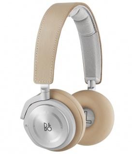B&O Play by Bang&Olufsen H8 Natural Bluetooth On-Ear Headset Wireless Kopfhörer