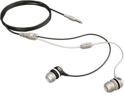 Aerial7 Sumo Shade In-Ear Headset Mikrofon 3, 5mm Klinke Kopfhörer Handy MP3 etc