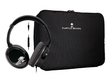 Turtle Beach Ear Force M5-Ti Gaming Headset Kopfhörer für Handy Tablet PC iPad