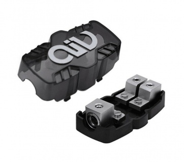 AIV Connect Sicherungs-Halter Sicherungs-Verteiler Mini-ANL 1x50/20mm 2x20/10mm²